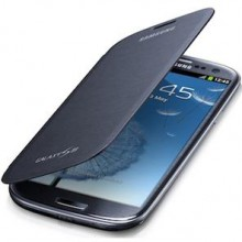 Чехол для Samsung Galaxy S III (S3) i9300 Natural Leather Case Blue